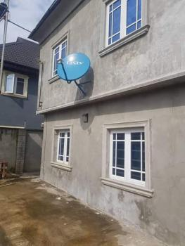 4 Bedroom Detached Duplex with 2 Unit of 2 Bedroom. Tared Road, Amadiya, Abule Egba, Agege, Lagos, Detached Duplex for Sale