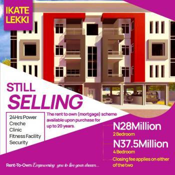 Luxurious 4 Bedroom Apartment, Lekki Phase 1, Meadow Hall Way, Beside New Horizon 2, Opposite Richmon, Lekki Phase 1, Lekki, Lagos, Block of Flats for Sale