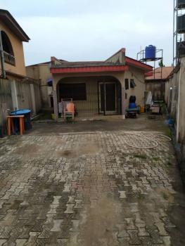 2 Bedroom and a Room Seif Contained on Half Plot of Land, Ahmadiyya, Ojokoro, Ijaiye, Lagos, Detached Bungalow for Sale