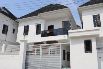 Brand New Superbly Finished 5 Bedroom Detached House with Bq, Agungi, Lekki, Lagos, Detached Duplex for Sale