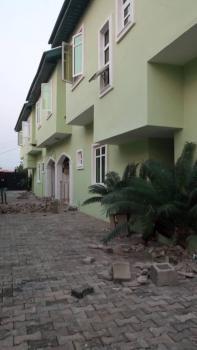 4 Units of 3 Bedroom Terraced Duplex, Lafiaji, Lekki, Lagos, Terraced Duplex for Sale