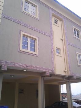 Lush 3 Bedroom All Room Ensuite Flat, Opposite Gtbank, Ogba, Ikeja, Lagos, Flat for Rent