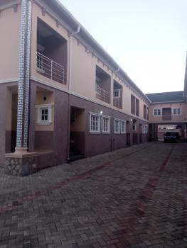 Brand New 4 Bedrooms Terraced Duplex, Behind Legislative Quarters, Apo, Abuja, Terraced Duplex for Rent