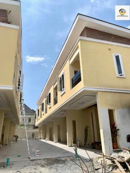 Luxury Serviced 24 Hrs 4bedroom Terrance, Chevron, Chevy View Estate, Lekki, Lagos, Terraced Duplex for Sale