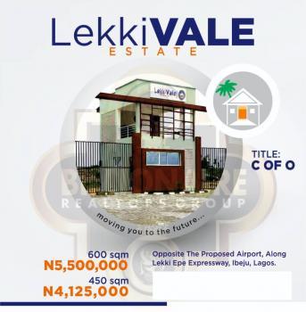 Lekkivale Estate, Lekki Expressway, Lekki, Lagos, Mixed-use Land for Sale