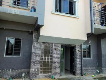 Serviced 2 Bedroom Flat, Alternative Off Chevron Drive, Chevy View Estate, Lekki, Lagos, Flat for Rent