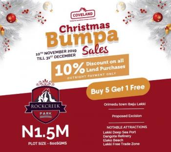 Affordable Estate Land, 3 Minutes Off Free Trade Zone Road Before Dangote Refinery, Ibeju Lekki, Lagos, Residential Land for Sale