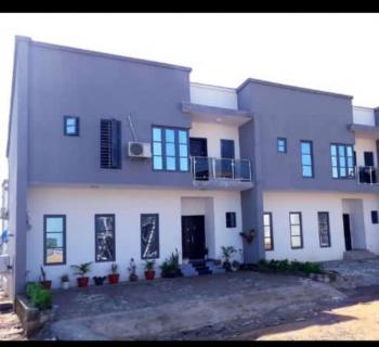 3 Bedroom Terrace Duplex with a Room Bq Fully Completed, Kabusa, Apo, Abuja, Terraced Duplex for Sale