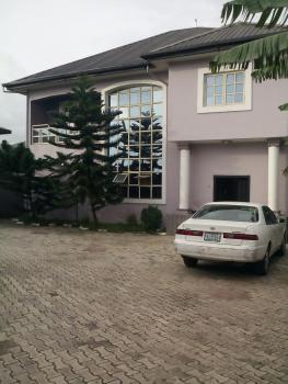 Tastefully Finished 5 Bedroom Duplex with Bq on 1 Plot of Land, Peace Drive Eliowhani Rumuodara, Port Harcourt, Rivers, Detached Duplex for Sale