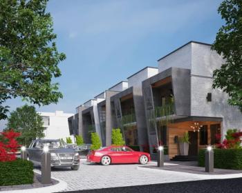 Luxury 4 Bedroom Terraces Building, Plot 1797 Cadastral Zone B06,mabushi District,, Mabuchi, Abuja, Terraced Duplex for Sale