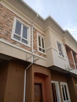 4 Bedroom Duplex, Ologolo, Lekki, Lagos, Semi-detached Duplex for Rent