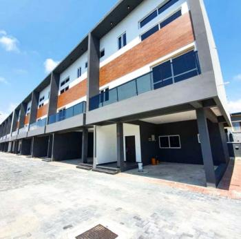 Functional 4 Bedroom Terraces Intelligently Built and Strategically Located, Ikate Elegushi, Lekki, Lagos, Terraced Duplex for Sale