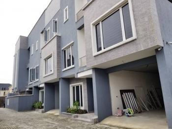 Brand New Self-serviced 3-bedroom Terrace House with Bq, Jakande, Lekki, Lagos, Terraced Duplex for Rent