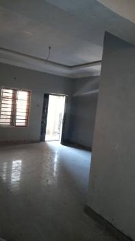1 Bedroom with 2 Toilet, By Navy Quarters, Kado, Abuja, Mini Flat for Rent