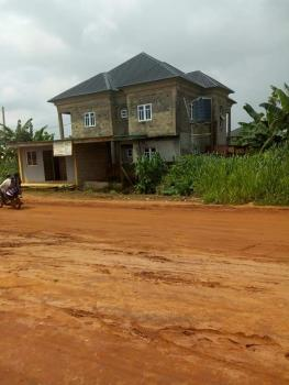 Lovely 5 Bedroom Duplex in an Estate, Open Roof Estate, Along Gbaga Road, Off Ijede Road, Ikorodu, Lagos, Detached Duplex for Sale