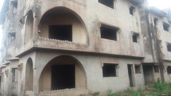 3 Bedroom Block of Flats for Sale, Itokin Road After Sabo Market, Ikorodu, Lagos, Block of Flats for Sale