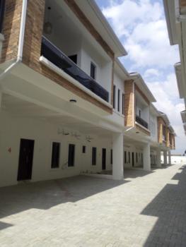 Brand 4 Bedroom Terraced Duplex (mini Estate), Orchid Road By 2nd Toll-gate, Lafiaji, Lekki, Lagos, Terraced Duplex for Sale