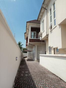 Very Neat 4 Bedroom Semi Detached Duplex and a Room Bq, Idado Estate, Idado, Lekki, Lagos, Semi-detached Duplex for Rent