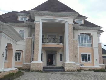 Posh 9 Bedroom Fully Detached Duplex with a Maid Room, Swimming Pool Etc, Maitama District, Abuja, Detached Duplex for Rent