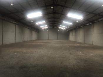 11,000 Square Feet Warehouse Available, Oregun, Ikeja, Lagos, Warehouse for Rent