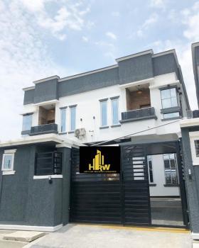 Exquisite 4 Bedroom Semi Detached Duplex with 1 Bq, Lekki County Homes, Lekki, Lagos, Semi-detached Bungalow for Sale