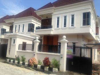 Newly Built and Well Finished 4bedroom Fully Detached Duplex with a Room Bq, Thomas Estate, Ajah, Lagos, Detached Duplex for Sale