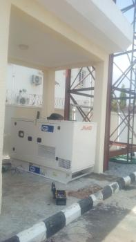 Brand New Serviced 1 Bedroom Flat with Ac Generator Swimming Pool, Katampe Extension, Katampe, Abuja, Flat for Rent