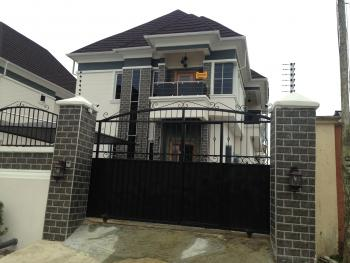 New and Tastefully Finshed 4bedroom Detached Duplex with a Room Bq, Thomas Estate, Ajah, Lagos, Detached Duplex for Sale