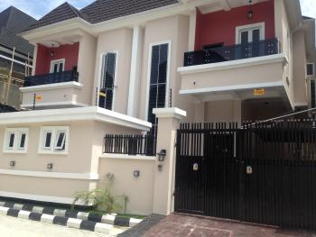 New and Tastefully Finished 4bedroom Duplex with a Room Bq, Chevron Drive, Chevy View Estate, Lekki, Lagos, Semi-detached Duplex for Sale