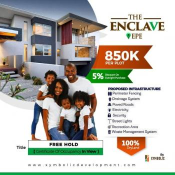 an Acre of  Dry-land for 4.8m, Epe, Lagos, Epe, Lagos, Mixed-use Land for Sale