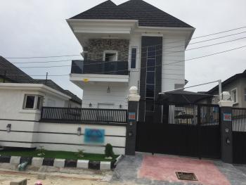 Net Built and Well Finished 4bedroom Detached Duplex with a Room Bq, Ikota Villa Estate, Lekki, Lagos, Detached Duplex for Sale