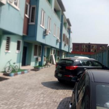 a on Recently Built Just 6 Units of 4bedroom Terraces Duplex @ Sabo, Yaba, Lagos., Yaba, Sabo, Yaba, Lagos, Terraced Duplex for Sale