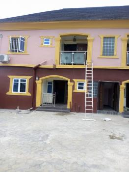 2 Bedroom Flat Newly Built with Pop Finishing, Ayegbami Estate, Mowo Nla, Off Ijede Road, Ikorodu, Lagos, Flat for Rent