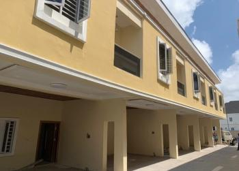 4 Bedroom Terraced Duplex, Chevron Alternative Route, Lekki Phase 2, Lekki, Lagos, Detached Duplex for Sale