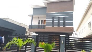Newly Built 5 Bedroom Detached House, Pinnock Estate, Osapa, Lekki, Lagos, Detached Duplex for Sale