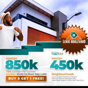 Boulevard, Akodo Ise, Ibeju Lekki, Lagos, Mixed-use Land for Sale