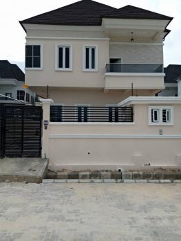 Eli Court Luxury Finished 4 Bedroom Fully Detached Duplex with Bq, Chevron Alternative Drive, Lekki, Lagos, Detached Duplex for Sale