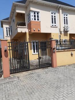 4 Bedroom Semi Detached Duplex, Lekki County Road, Ikota Villa Estate, Lekki, Lagos, Semi-detached Duplex for Sale