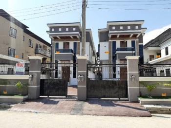 Newly Built Smart 5 Bedroom Detached Duplex with Bq, Osapa London, Osapa, Lekki, Lagos, Detached Duplex for Sale