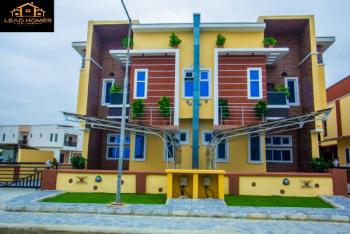 Massive 4bedroom Semi Detached Smart Duplex with Bq, Orchid Road Ikota., Lekki, Lagos, Semi-detached Duplex for Sale