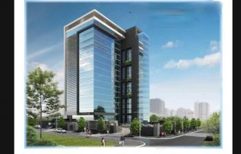 3 Floors of 15 Floors Highrise Commercial Building, Temple Road, Old Ikoyi, Ikoyi, Lagos, Office Space for Sale