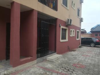 Very Beautiful Newly Built All Room Ensuite 3 Bedroom Flat in a Quiet and Decent Environment, Off Lawal Oregun, Oregun, Ikeja, Lagos, Flat for Rent