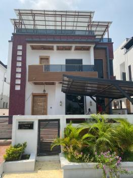 Brand New 5 Bedroom Detached Duplex Seaview Roof Top + Fitted Kitchen + Bq + Swimming Pool, Lekki County - Megamound, Lekki, Lagos, Detached Duplex for Sale