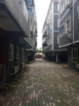 a 3-bedroom Apartment with All Rooms Ensuite & Ac, Fitted Kitchen, Allen, Ikeja, Lagos, Block of Flats for Sale