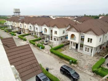 Exquisite Brand New 4 Bedroom Detached Duplex + Bq with Fitted Kitchen in Serviced Estate with Recreational Facilities, Royal Palm Villa Estate, Off Monastery Road, Sangotedo, Ajah, Lagos, Detached Duplex for Sale