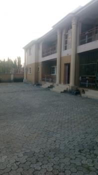 Shape Clean 2 Bedroom Flat Large Compound Space, Jabi, Abuja, Flat for Rent