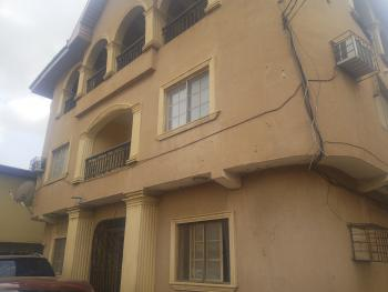 a Spacious Three Bedroom Flat, Ago Palace, Isolo, Lagos, Flat for Rent