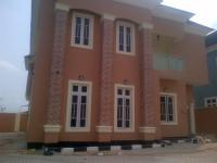 5 Bedroom Detached(corner Piece) Duplex(all En-suite) With Jacuzzi, Cctv, Intercom, Ante Room, Family Lounge, Fitted Kitchen, And 2 Rooms Boys Quarters, Gra, Magodo, Lagos, 5 Bedroom, 6 Toilets, 5 Baths House For Sale
