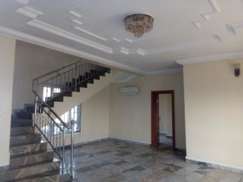 Serviced 4bedroom Terraced Duplex with Generator and Air Conditioner, Jabi, Abuja, Flat for Rent