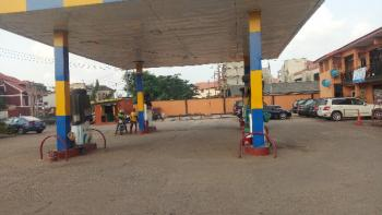 Petrol Station Fully Functioning  on 4 Plot of Land with 6 Pumps, Agidingbi, Ikeja, Lagos, Filling Station for Sale